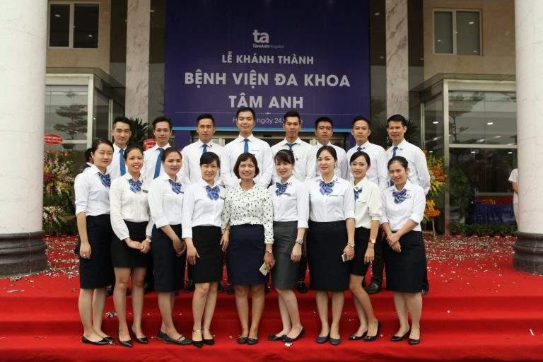 Thành lập bệnh viện Tâm Anh