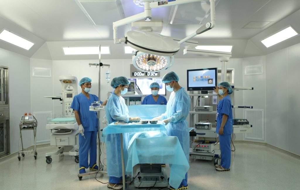 bệnh viện Tâm Anh