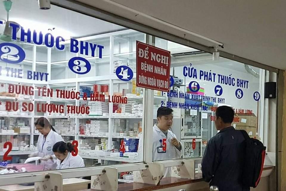 Có rất nhiều loại thuốc được Quỹ BHYT chi trả
