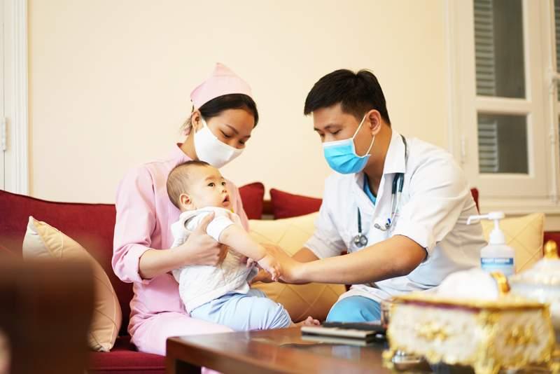 Trẻ em dưới 6 tuổi cũng phải lập tờ khai bảo hiểm y tế