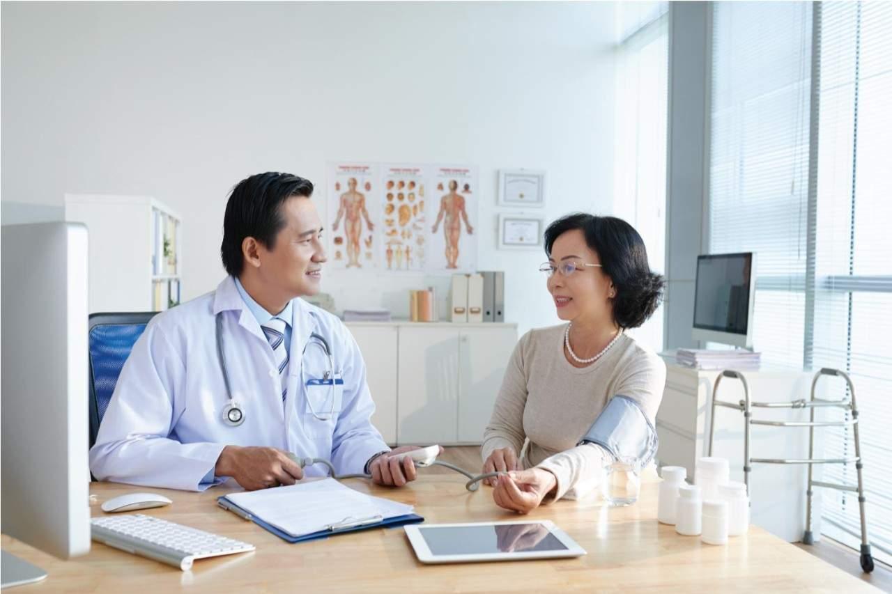 Chuyển tuyến điều trị theo chỉ thị của cơ sở y tế