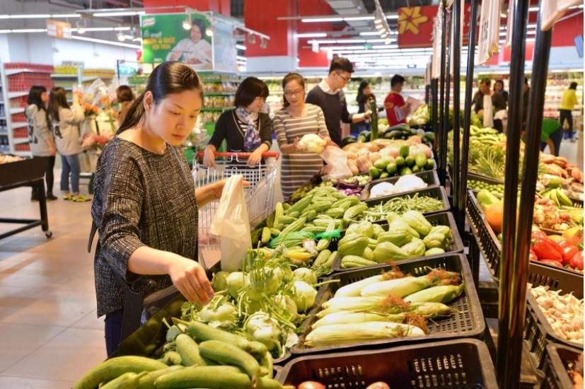 Chỉ số giá tiêu dùng CPI của Việt Nam