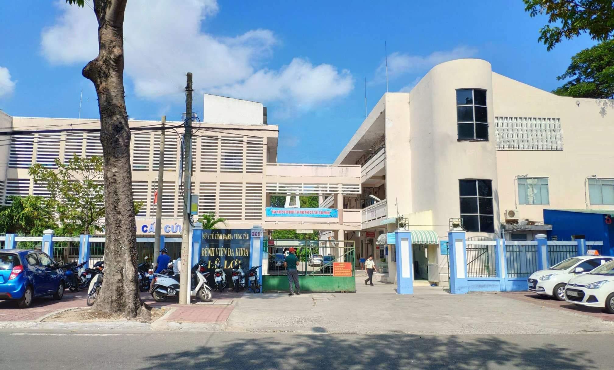 Bệnh viện Đa khoa Lê Lợi