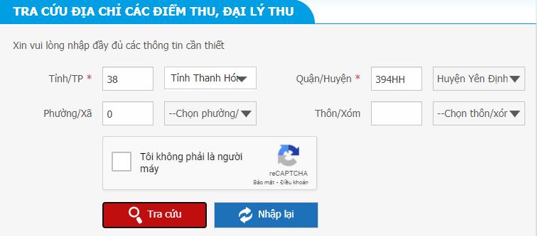 Tra cứu bảo hiểm y tế Thanh Hóa
