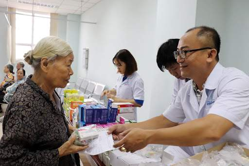 Quy trình tham gia bảo hiểm y tế người cao tuổi