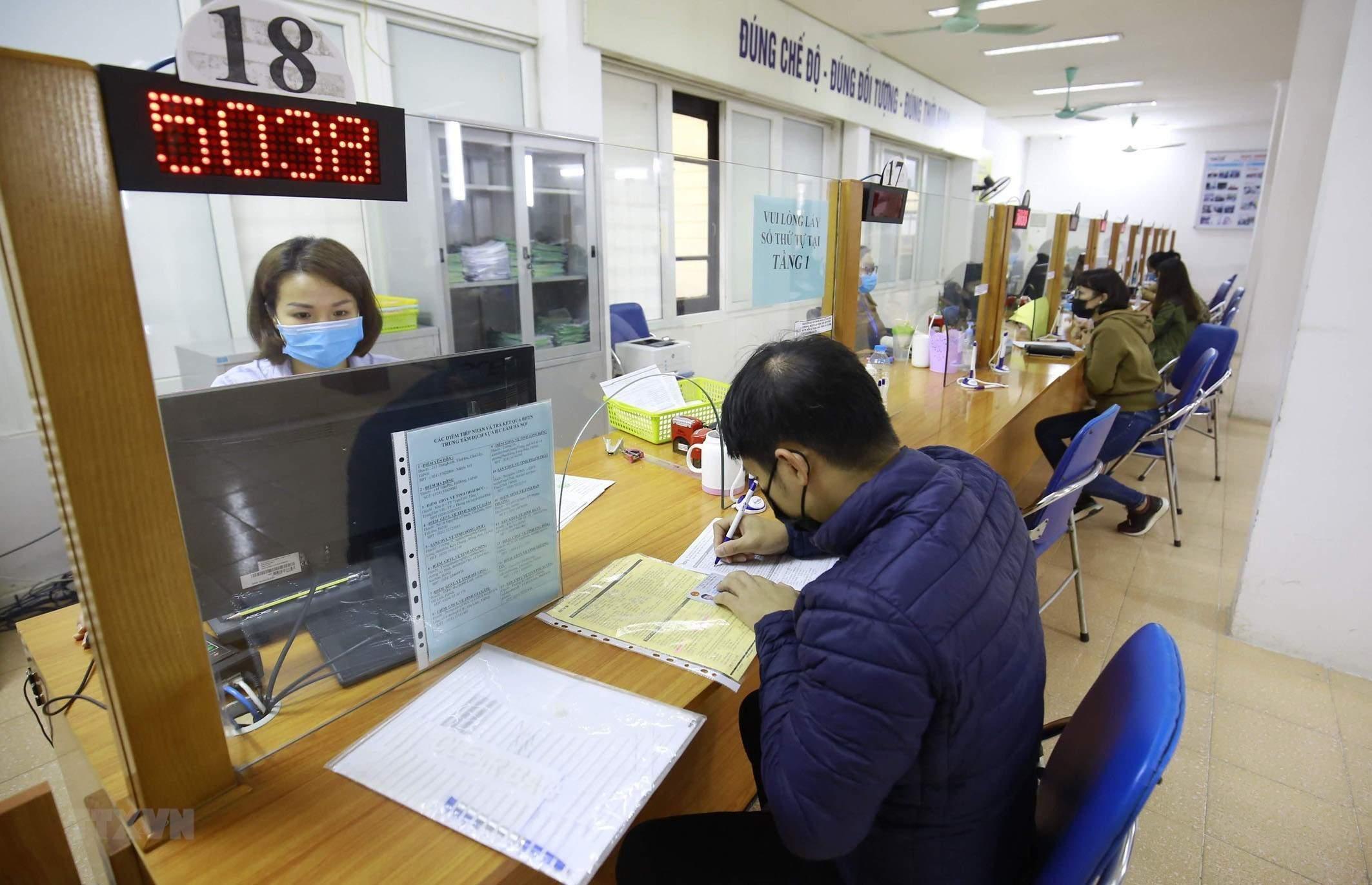 Các điểm thu bảo hiểm y tế ở Hà Giang