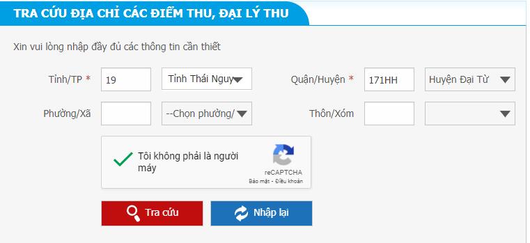 Tra cứu bảo hiểm y tế Thái Nguyên
