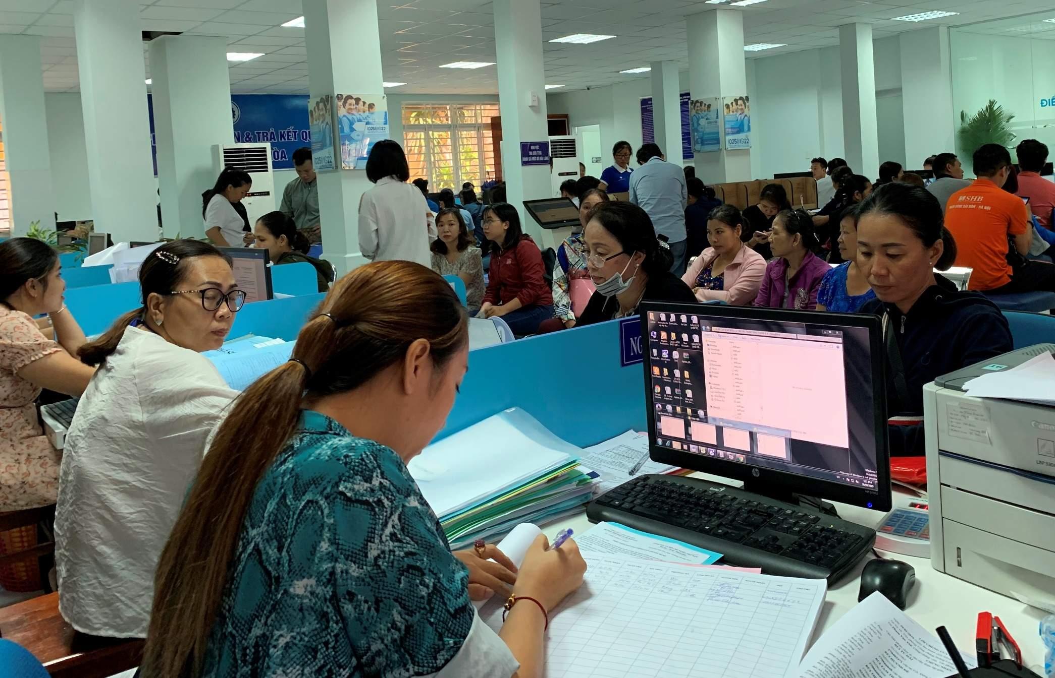 Các điểm thu bảo hiểm y tế ở Nghệ An