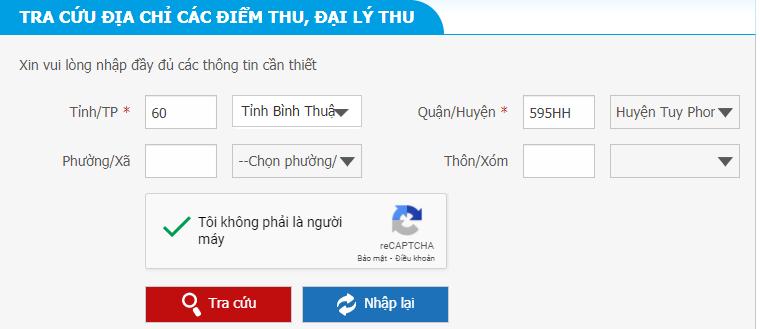 Tra cứu bảo hiểm y tế Bình Thuận