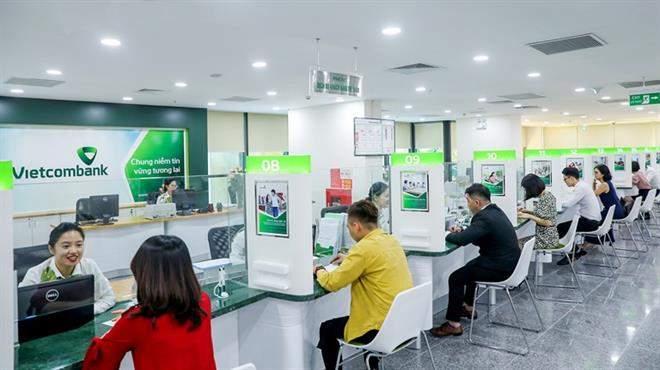 Nhiều khách hàng lựa chọn vay tiêu dùng tại Vietcombank