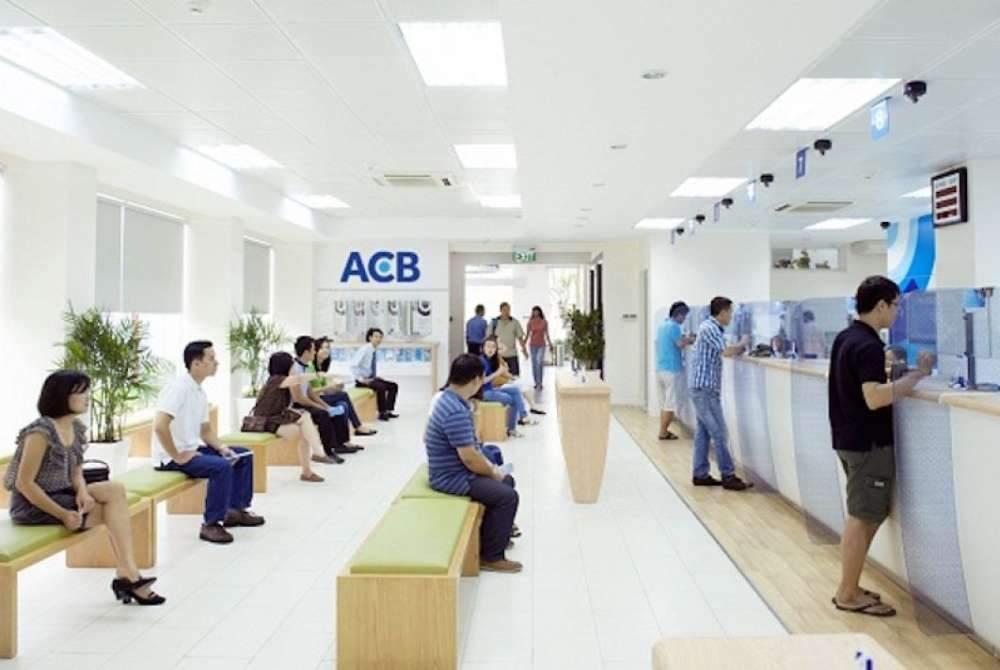 Khách hàng vay tiêu dùng ACB