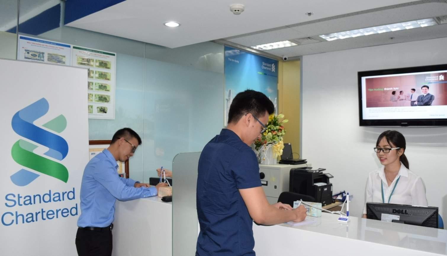 Vay tín chấp Standard Chartered là sự lựa chọn của nhiều khách hàng