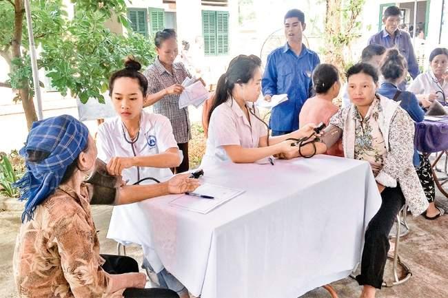 Bảo hiểm y tế dành cho người nghèo