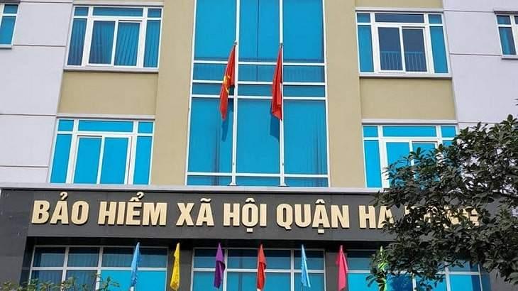 Trụ sở BHXH quận Hà Đông Hà Nội