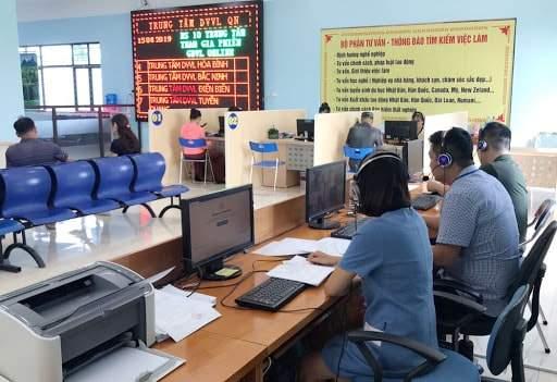 Những cơ quan bảo hiểm thất nghiệp Bắc Ninh