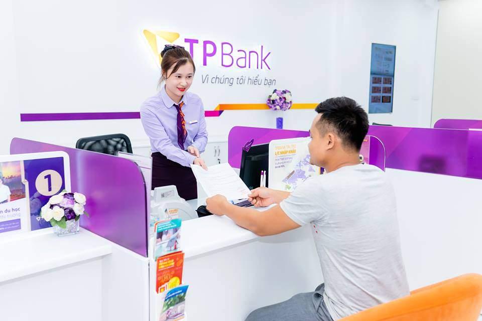 Khách hàng đăng ký vay mua nhà TPBank