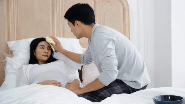 Thắc mắc về chế độ nghỉ chăm vợ ốm
