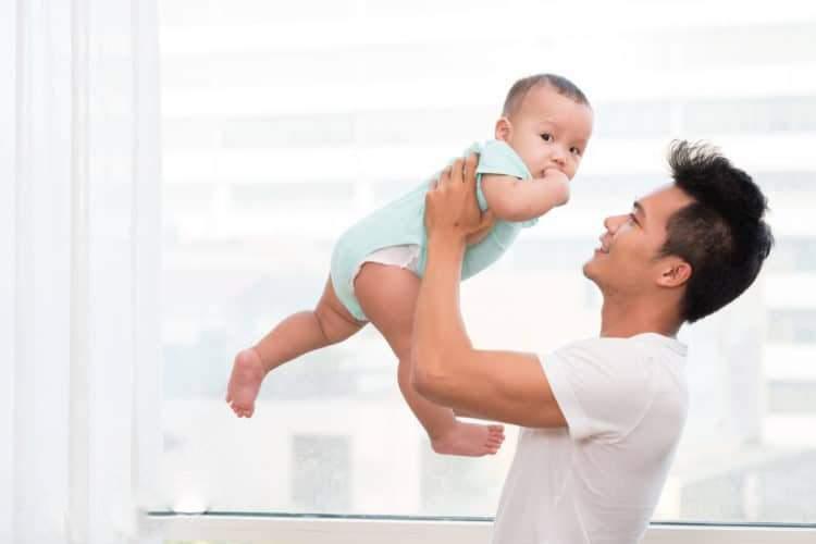 Những thông tin về chế độ thai sản của chồng
