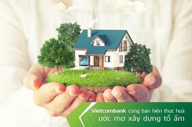 Gói vay xây sửa nhà Vietcombank được nhiều khách hàng lựa chọn