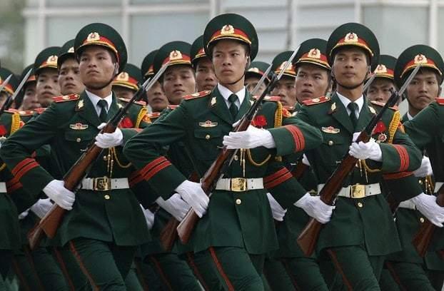 Chế độ hưu trí của quân nhân chuyên nghiệp