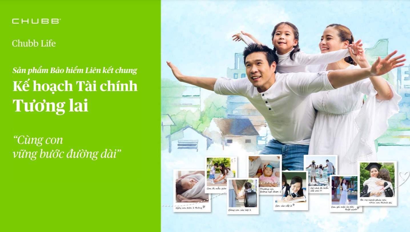Chubb Life ra mắt sản phẩm mới