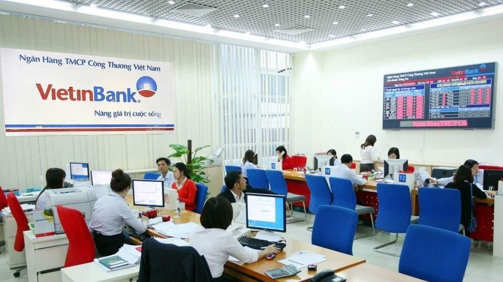 Vay kinh doanh VietinBank