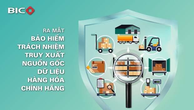 BIC ra mắt bảo hiểm truy xuất nguồn gốc dữ liệu hàng hóa chính hãng
