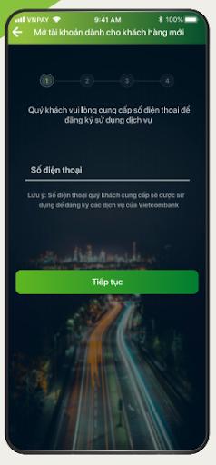 Hướng dẫn làm thẻ ATM Vietcombank online nhanh nhất