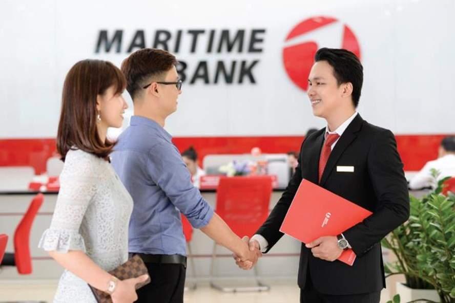 Điều kiện vay tín chấp doanh nghiệp của Maritime Bank khá dễ hiểu