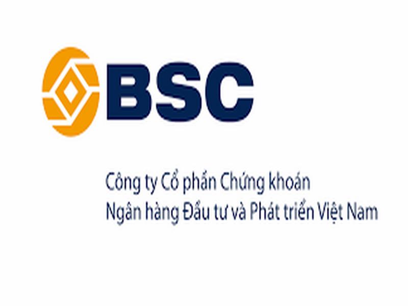 Chứng khoán BIDV được phát hành bởi BSC