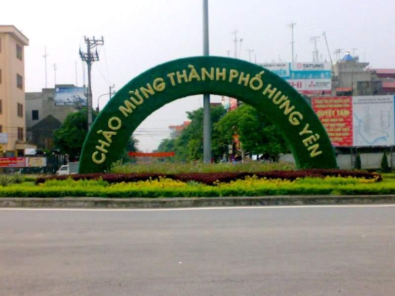 Thành phố Hưng Yên