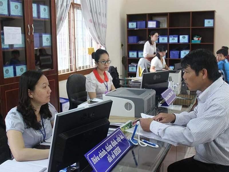 Bảo hiểm xã hội Đắk Lắk