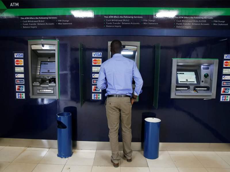 Máy ATM có mặt ở khắp mọi nơi