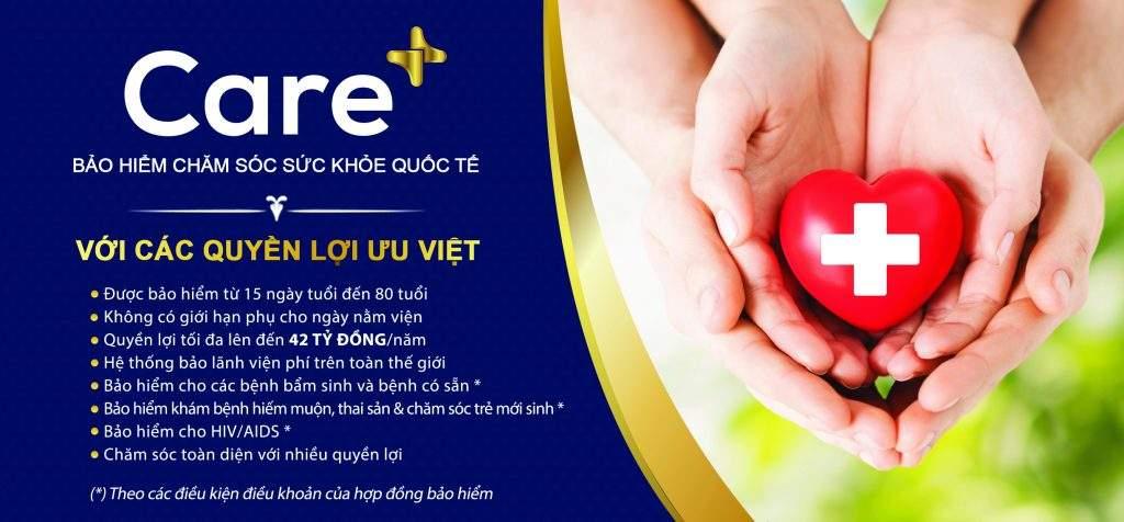 Bảo hiểm chăm sóc quốc tế