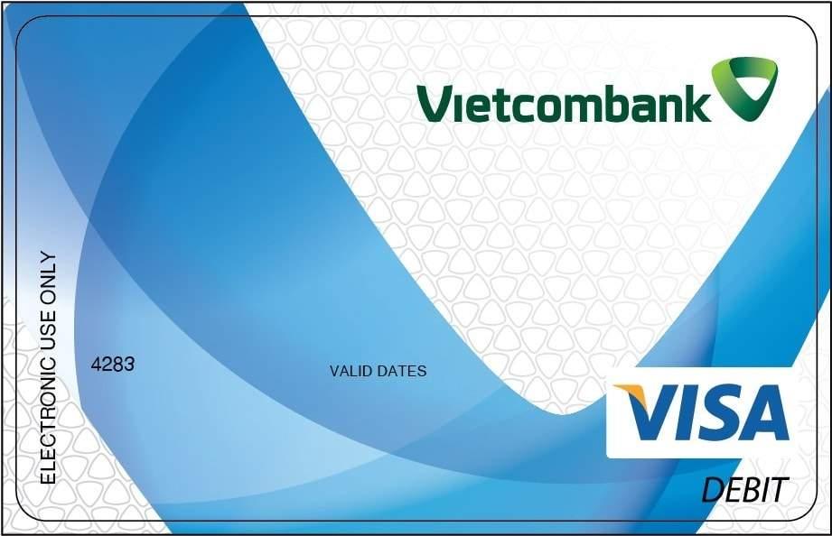 Thẻ Debit Card Vietcombank