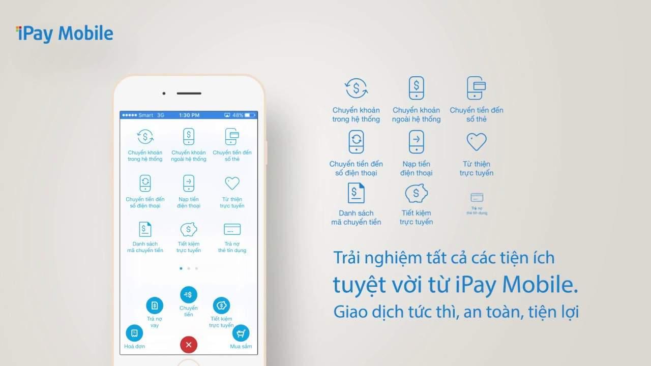 Tất toán trên ViettinBank Ipay