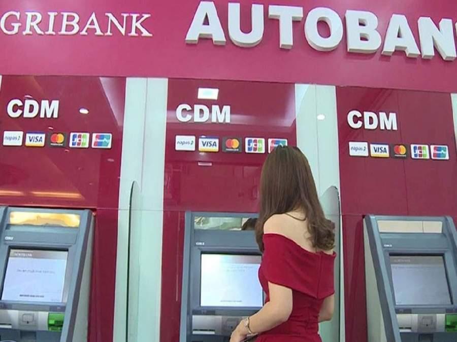 Đổi mật khẩu thẻ ATM Agribank nhanh chóng tại cây ATM