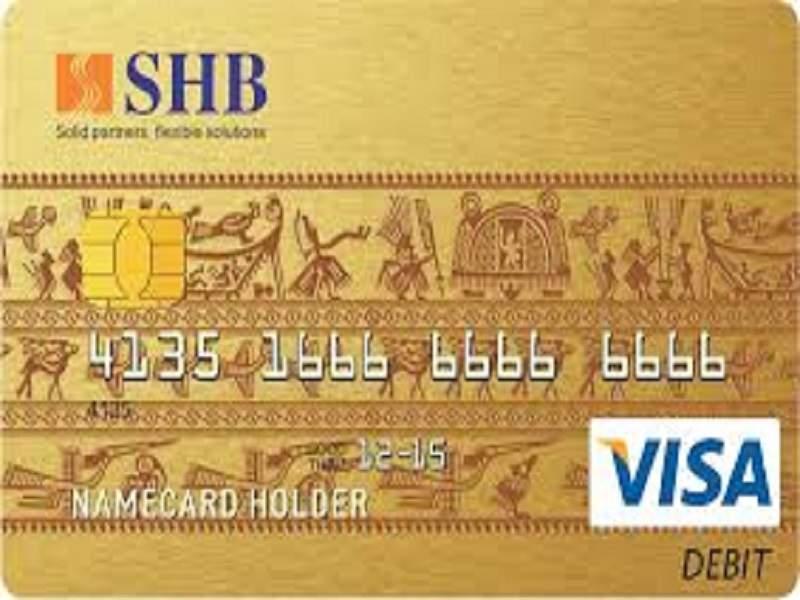 Thẻ Visa Debit