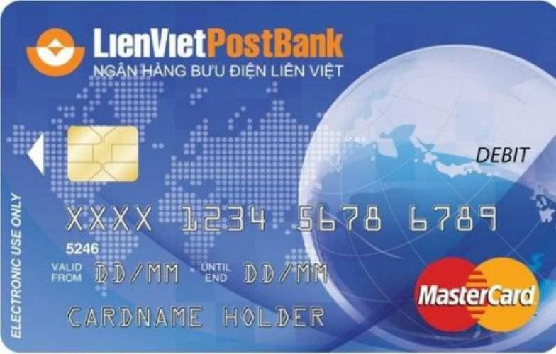 Thẻ tín dụng LienVietPostBank