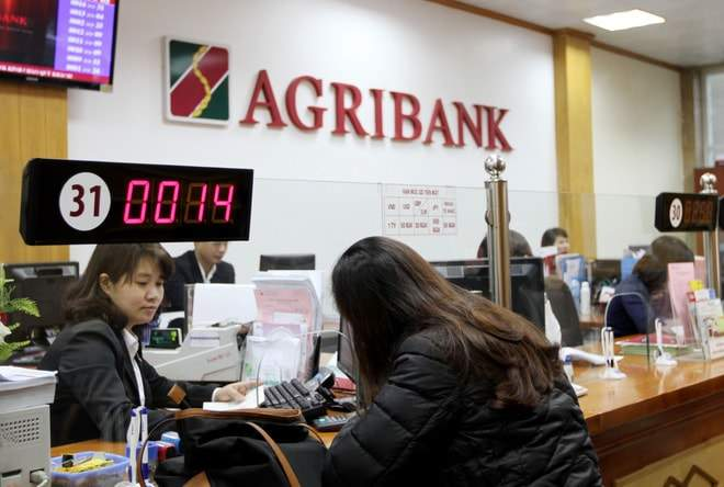 Vay tín chấp theo lương tại Agribank