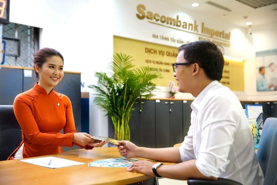 Chứng chỉ tiền gửi của Sacombank
