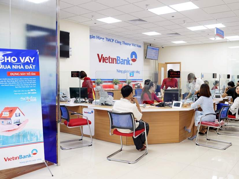 Vietinbank làm việc vào sáng thứ 7