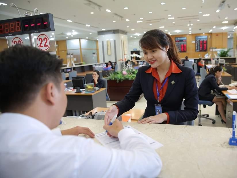 Khách hàng Sacombank được vay tới 100% tài sản đảm bảo
