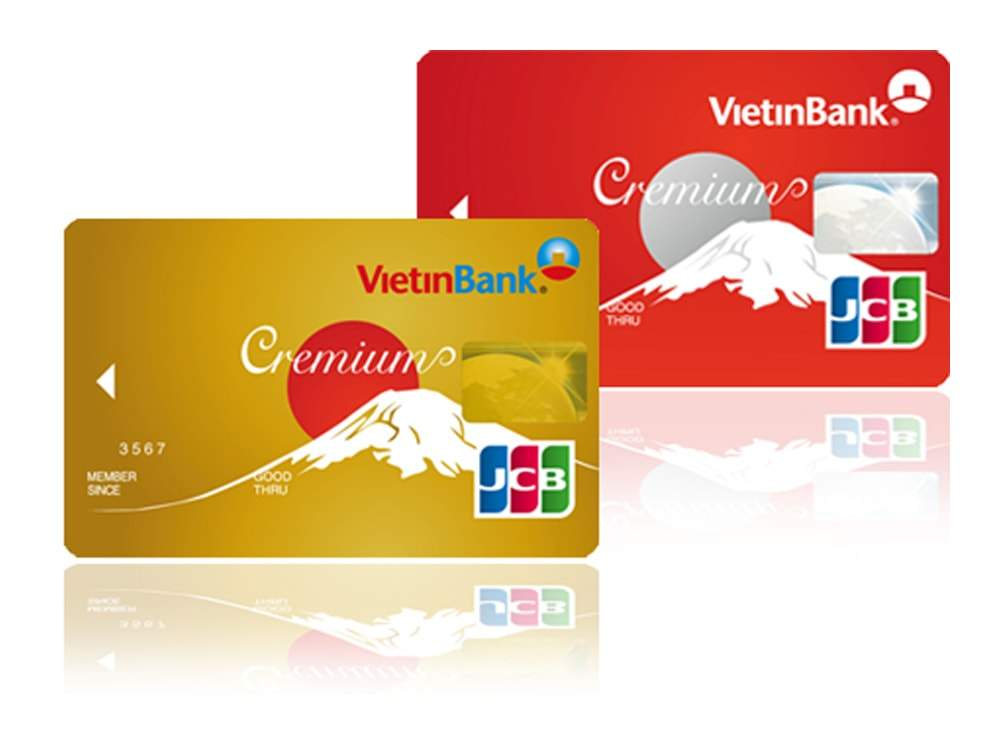 Thẻ JCB Vietinbank