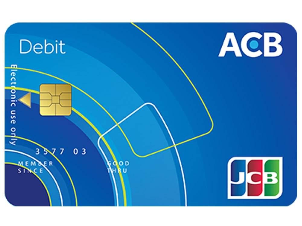 Thẻ JCB ACB