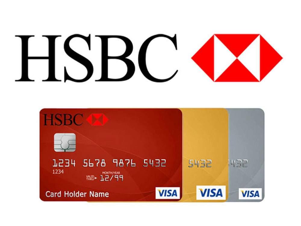 Thẻ ngân hàng HSBC