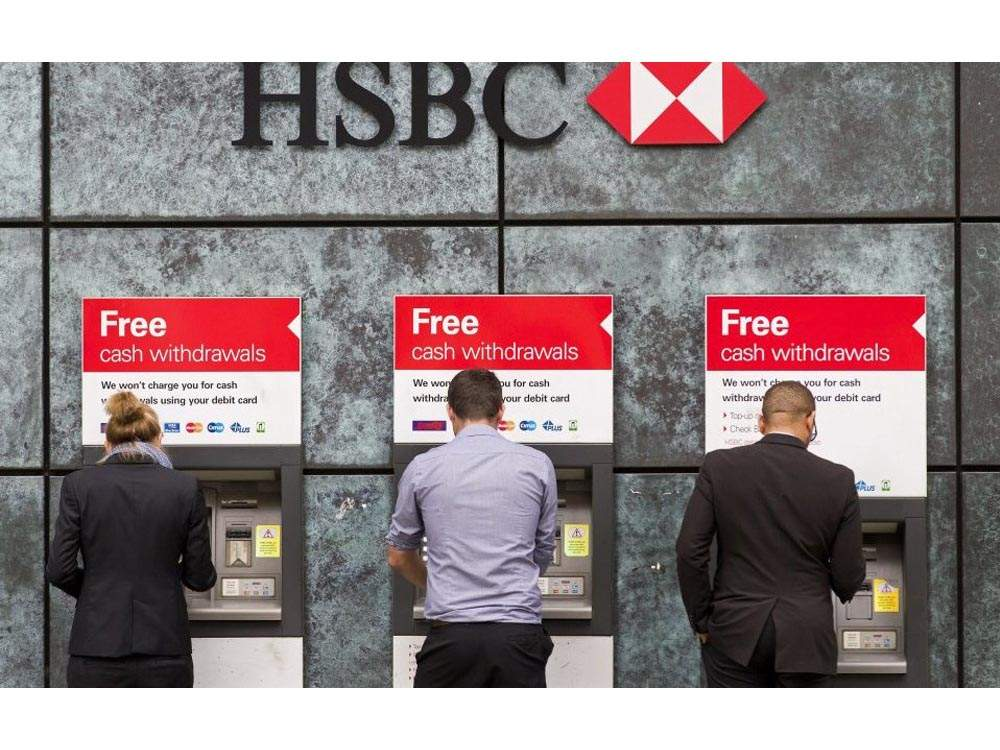 Giao dịch thẻ HSBC