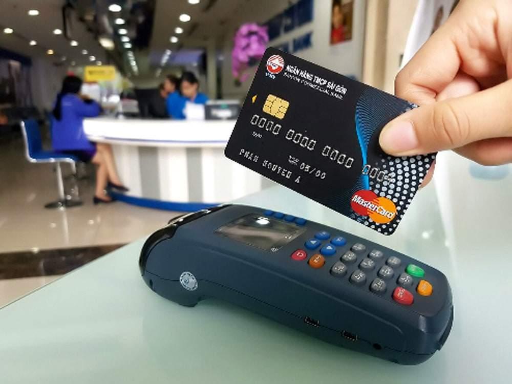 Thanh toán bằng thẻ ATM quốc tế