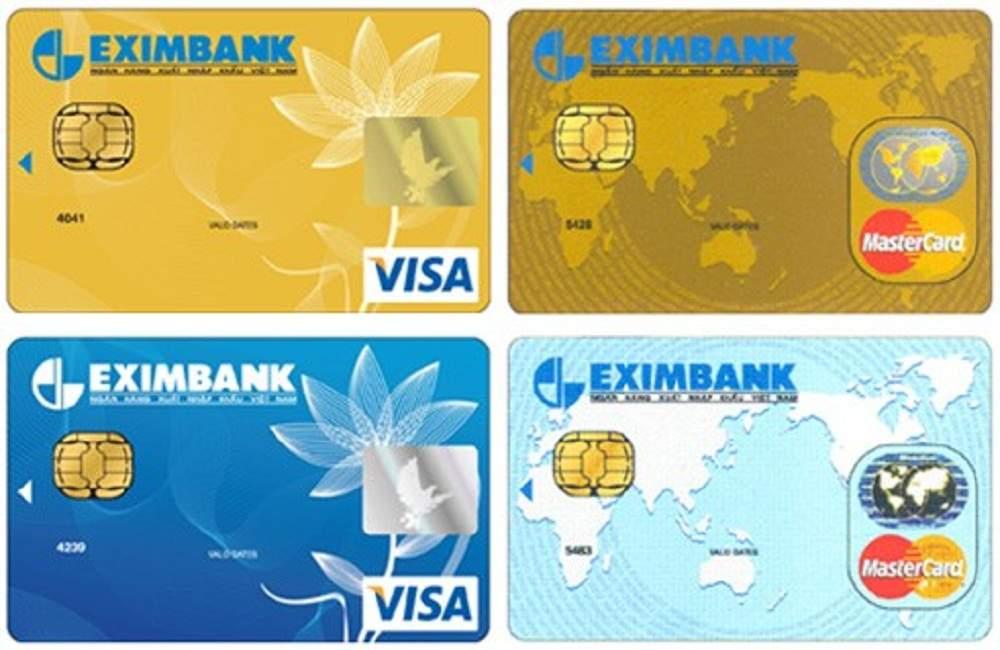 Ưu đãi thẻ tín dụng Eximbank bằng hình thức trả góp lãi suất thấp