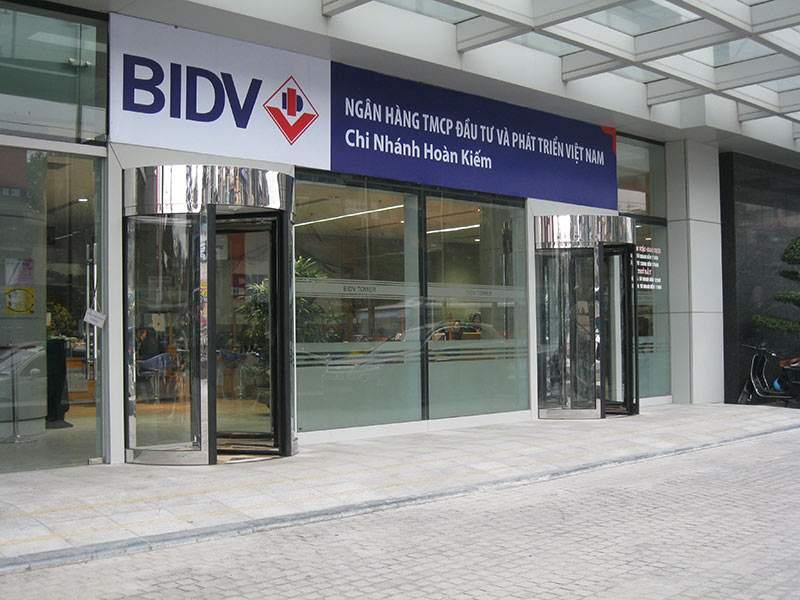 Giữ hộ vàng BIDV thông qua dịch vụ cho thuê két